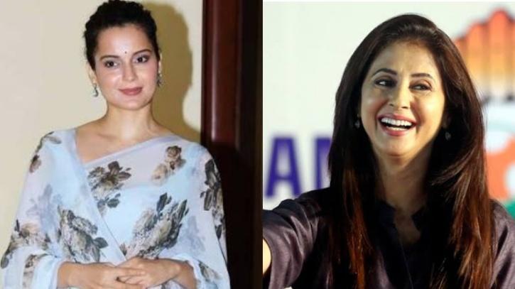 Kangana Ranaut and Urmila Matondkar / Indiatimes