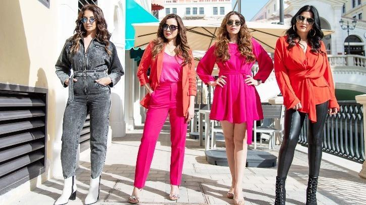 Fabulous Lives of Bollywood Wives / Netflix India