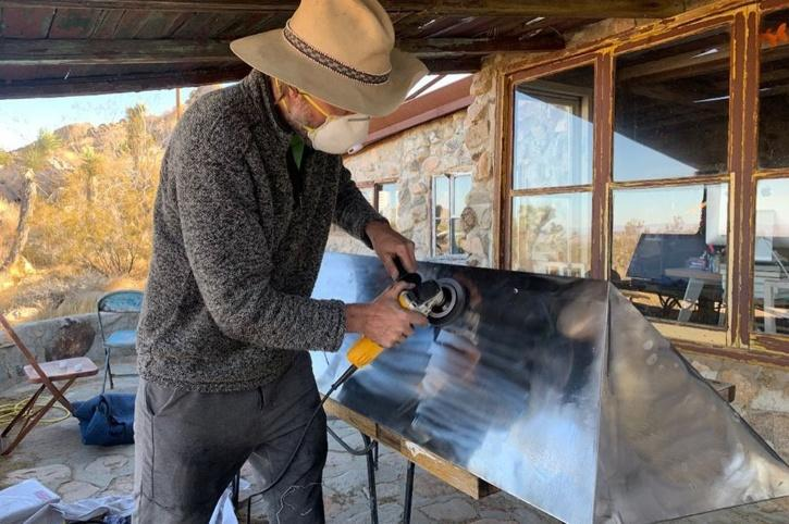 New Mexico Artists Claim Responsibility For New Structure