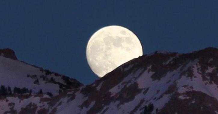 NASA Wolf Moon
