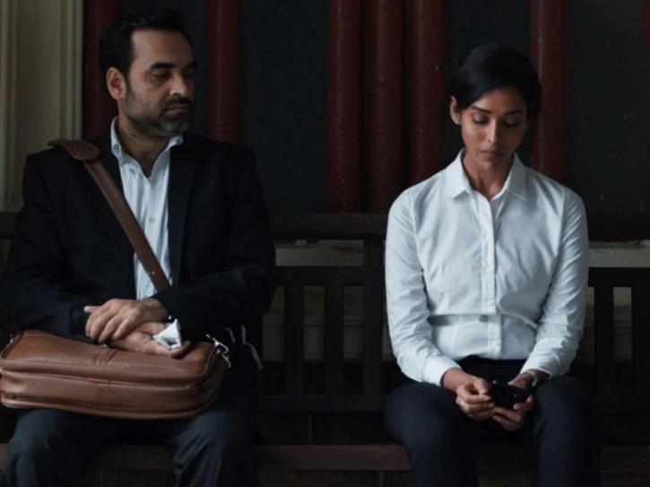 Pankaj Tripathi in Criminal Justice season 2 / Disney + Hotstar