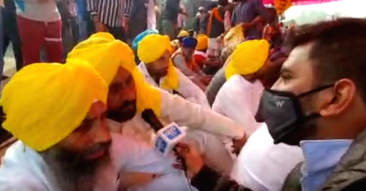 The actors, who perform nukkad nataks to espouse various causes, have been visiting different spots where farmers have been protesting for nearly two weeks now