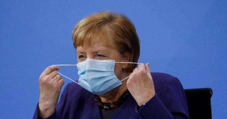 face mask use impact on covid-19 spread german study