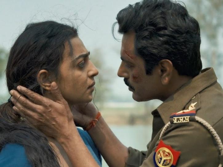 Nawazuddin Siddiqui and Radhika Apte in underrated bollywood film of 2020 Raat Akeli Hai.