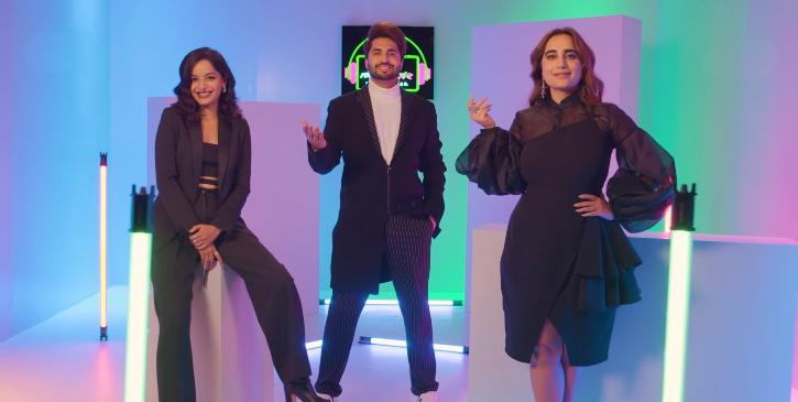 Kusha Kapila, Jassie Gill, Lisa Mishra  / IDiva