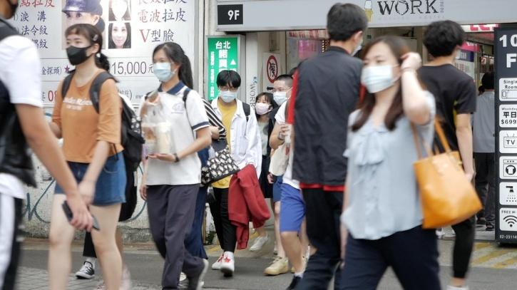Taiwanese authorities say that there have been no new domestic cases of Covid-19