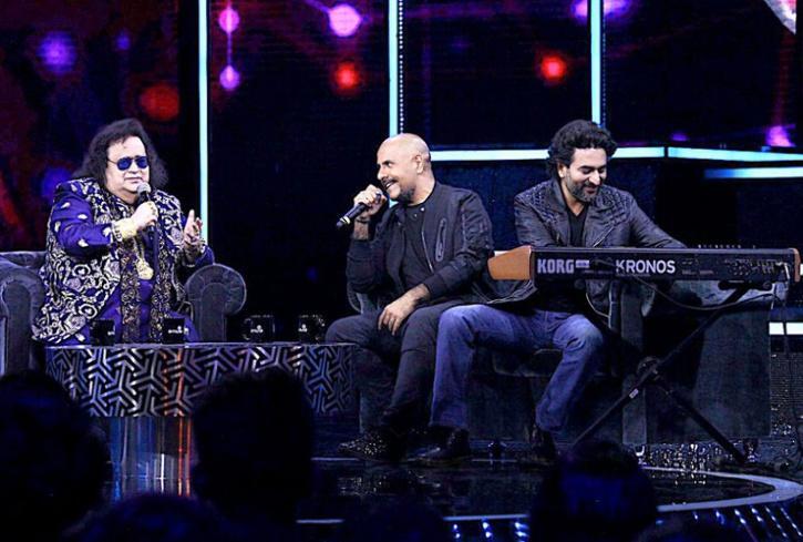 Times of music, Vishal Dadlani, reality show