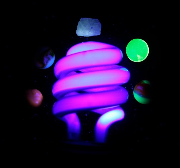 Ultraviolet Lights From LED