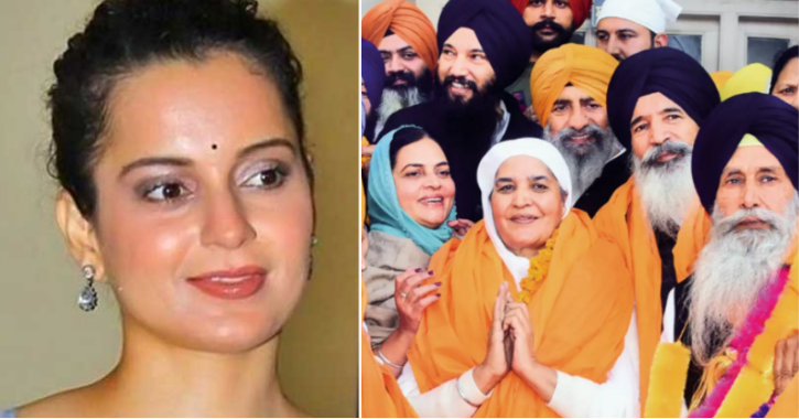 After Donating Rs 1 Lakh Each To Farmers Who Lost Lives. SGPC Sends Notice To Kangana Ranaut