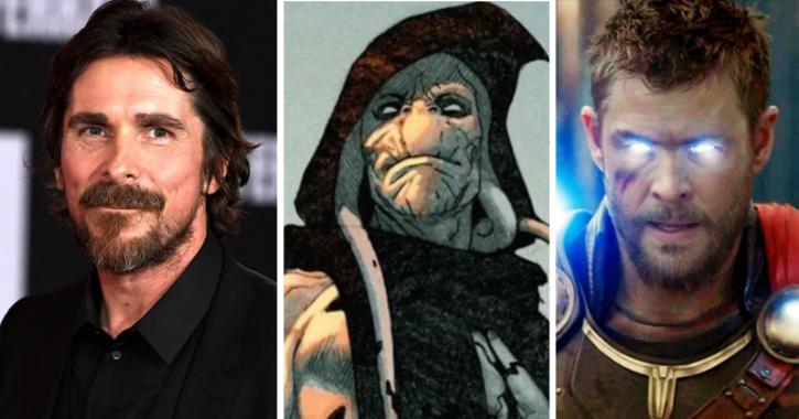 Gorr VS Thor! Christian Bale Will Play Supervillain In Marvel