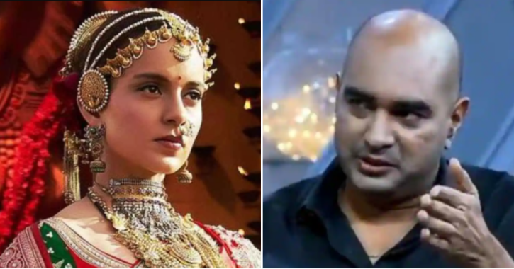 Manikarnika Co-Director Opens Up On Feud With Kangana, Accuses Her Of Taking All The Credit