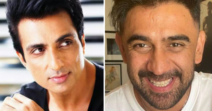 Once A Hero Always A Hero! Did You Know Sonu Sood Gave Amit Sadh His First Break In Industry?