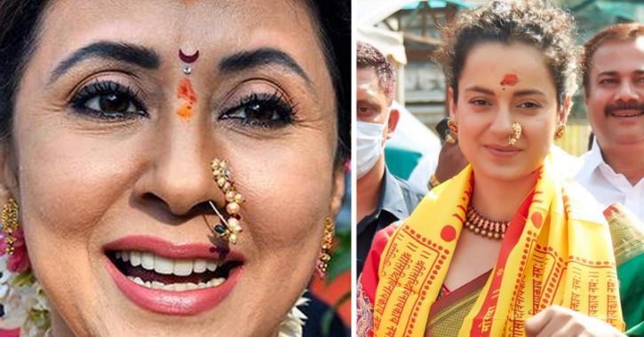 Urmila Matondkar Takes A Dig At Kangana Ranaut After She Calls Mumbai