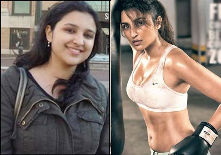 Parineeti Chopra: Before and After / Indiatimes