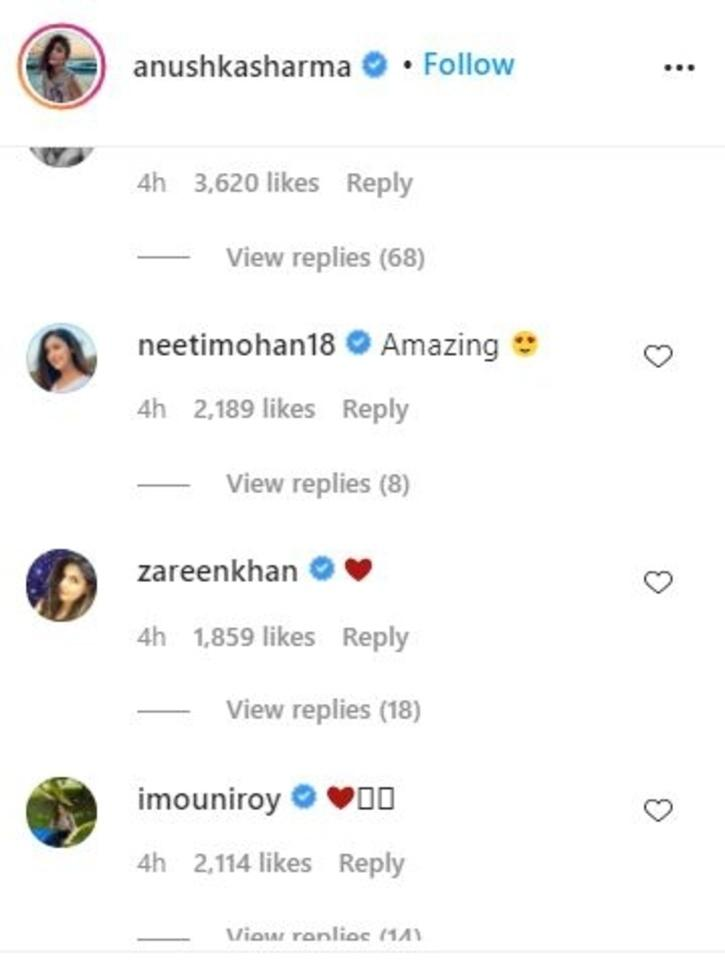 Anushka Sharma / Instagram