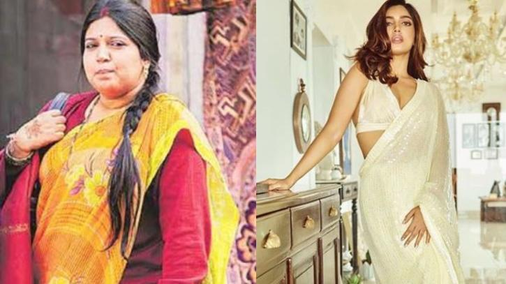 Bhumi Pednekar: Before and After / Indiatimes