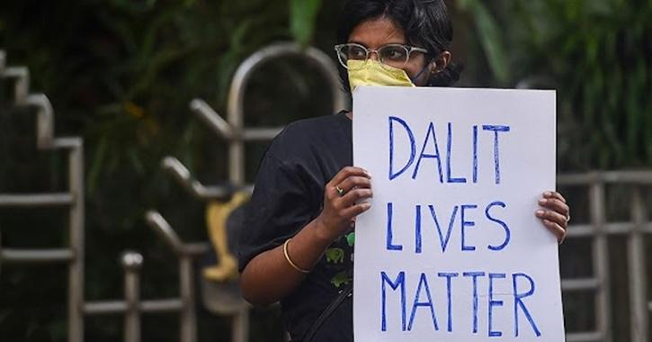 dalit protest india