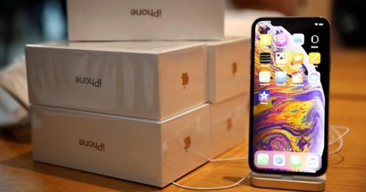 indian smartphone shipment october 2020