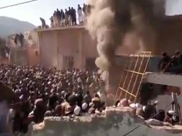 Pakistan Temple