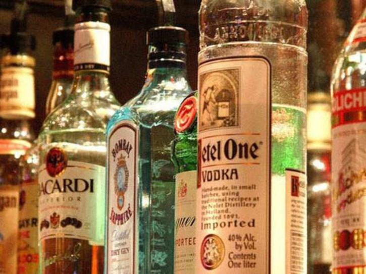 liquor store