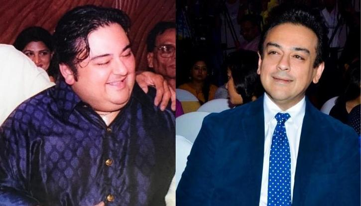 Adnan Sami: Before and After / Indiatimes