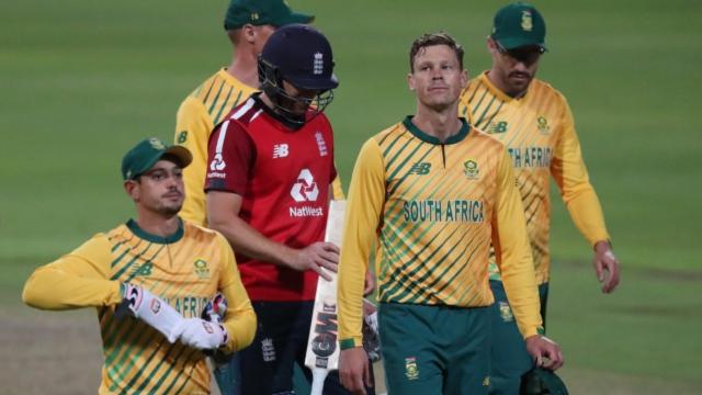 SAfrica-England Game Postponed After Player Tests Positive