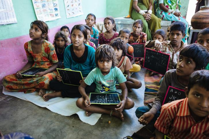 Yadav's father, a retired IAF personnel, had started a school at their village in UP's Etawah district