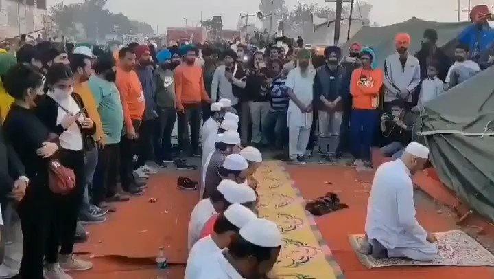 sikh muslim protests