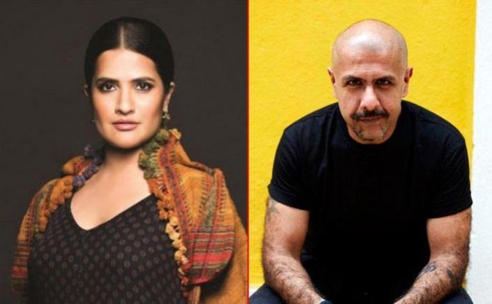 Sona Mohapatra and Vishal Dadlani / Indiatimes