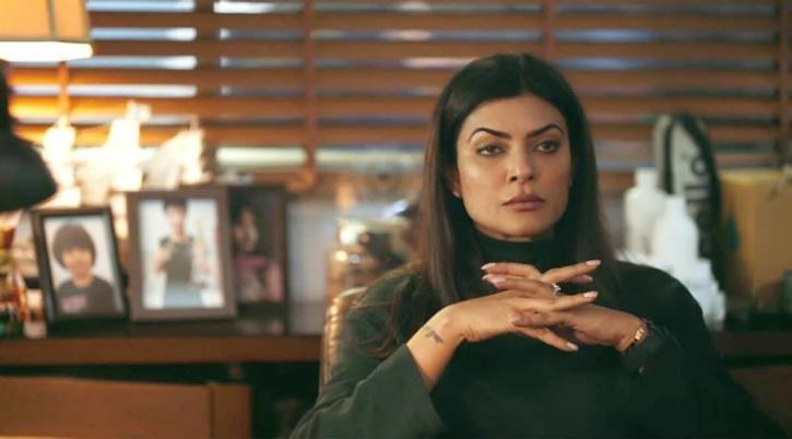 Sushmita Sen in Aarya / Disney + Hotstar
