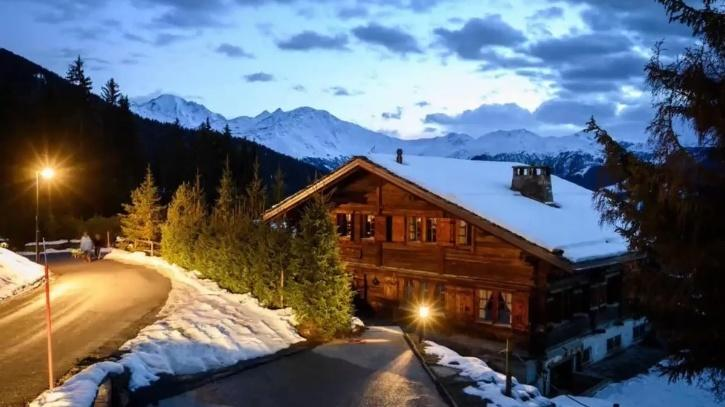 Swiss resorts