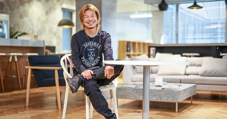 Taihei Kobayashi has gone from sleeping on the streets of Tokyo to heading a technology startup whose market value topped $1 billion. His rise in life may sound cinematic but, yet true and inspiring.  Kobayashi's company, which helps startups and other fi