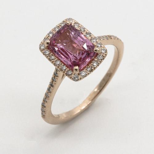 Rare, pink diamond unveiled in Australia