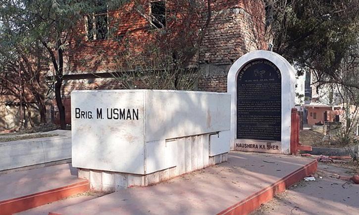 brigadier usman grave
