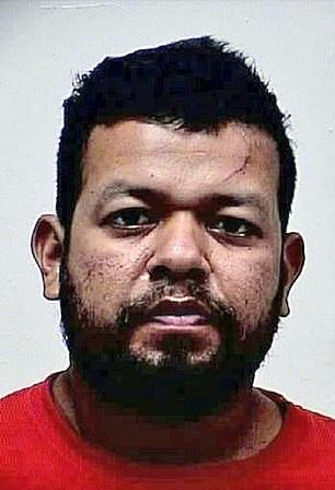 The accused, Angel Moises Rodriguez-Gomez