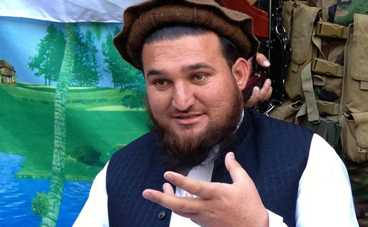 Taliban Leader Ehsanullah Ehsan