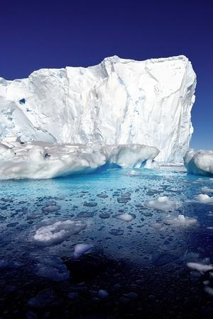 Antarctica Records It
