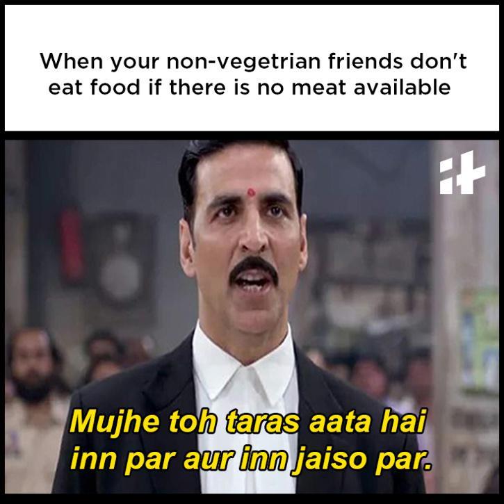 vegetarian memes