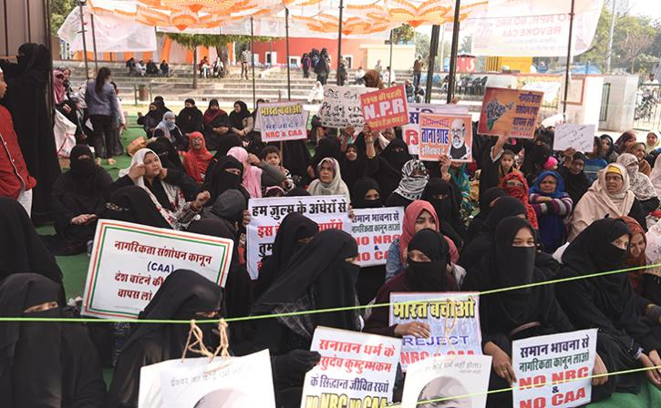 Shaheen Bagh Protesters