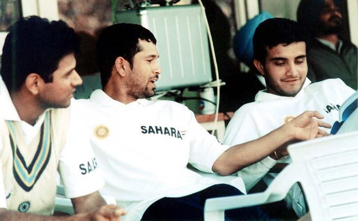 Unbelievable But True - Sachin Tendulkar, Sourav Ganguly And ...