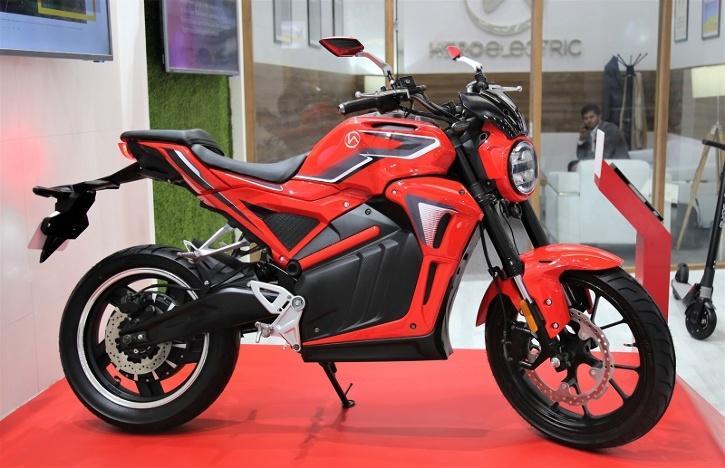 Hero Electric AE-47, electric bike