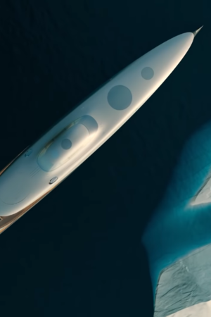 Sonet Aqua, Superyacht