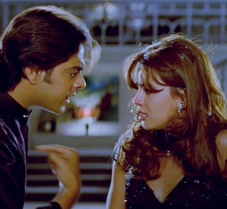Chandrachur Singh in Daag The Fire.