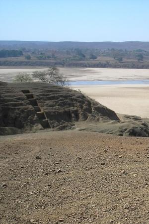 Dhaba Excavation Site
