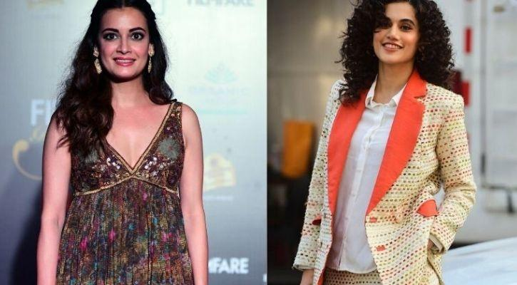 Dia Mirza and Tapsee pannu