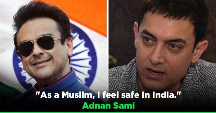 Adnan Sami Disagrees With Aamir Khan