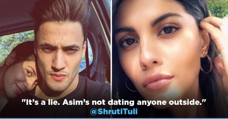 After Salman Khan Bashes Asim, His Alleged Girlfriend Shruti Tuli Says He