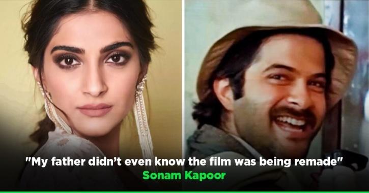 Sonam Kapoor Says It