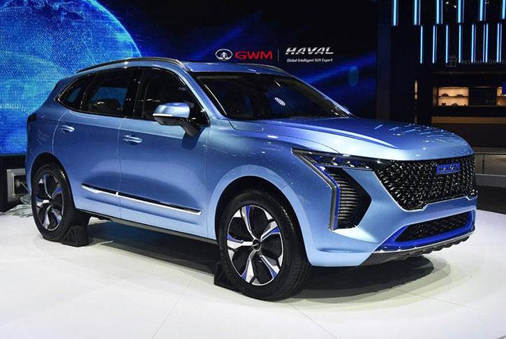 Haval Concept H Auto Expo 2020