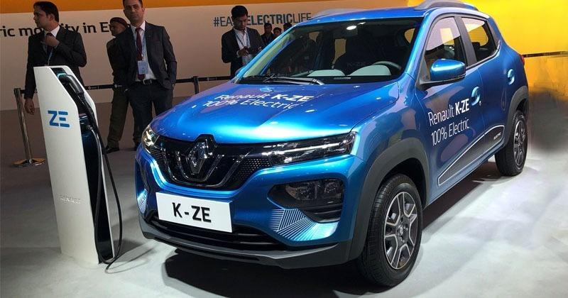 Renault Kwid Electric:India Bound Renault Launches